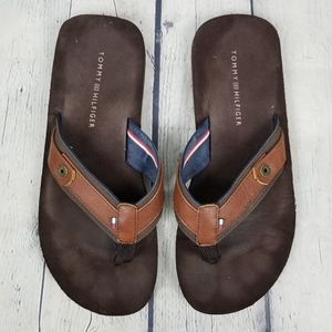 TOMMY HILFIGER | flipflop thong sandals